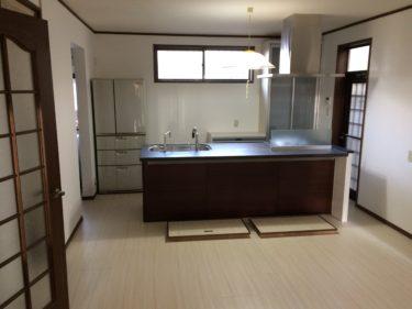 三重県伊賀市 キッチンリフォーム