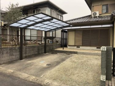 三重県伊賀市 外構工事