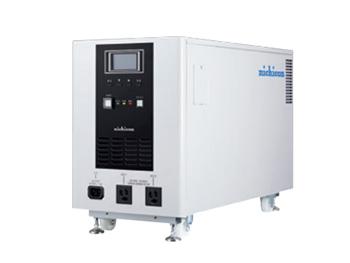 nichicon 蓄電池システムESS-P1S1
