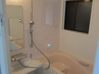 三重県名張市 浴室リフォーム