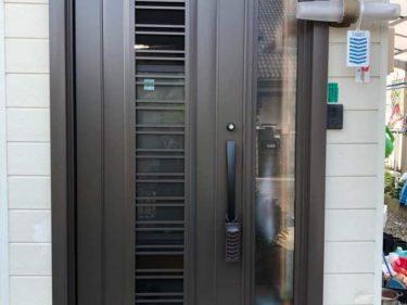 三重県名張市 玄関ドアリフォーム