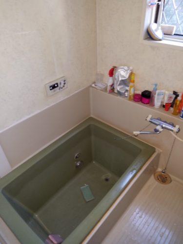 伊賀市 浴室リフォーム