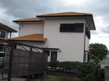 外装工事(屋根外壁塗装)