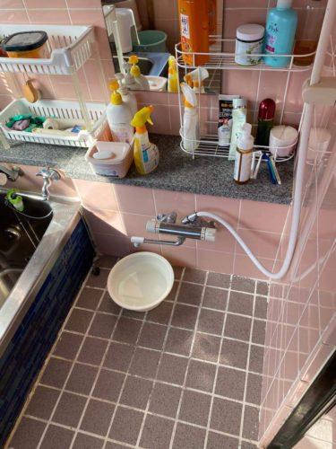 伊賀市 浴室・洗面 改修工事