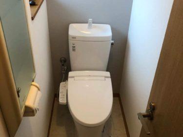 2Fトイレ取替工事