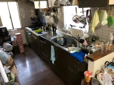 伊賀市キッチンリフォーム